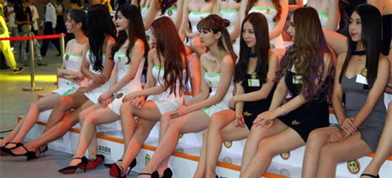 "史上最严chinajoy,""限装令""难阻showgirl大长腿"
