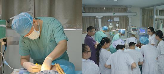 上海、常州两地专家联手,国际顶尖人工肺技术解救患儿