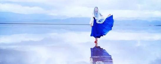 茶卡盐湖终于重新开放,迫不及待想去领略它的美!