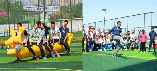趣味运动 快乐成长:记常州市中吴实验学校2018年春季运动会