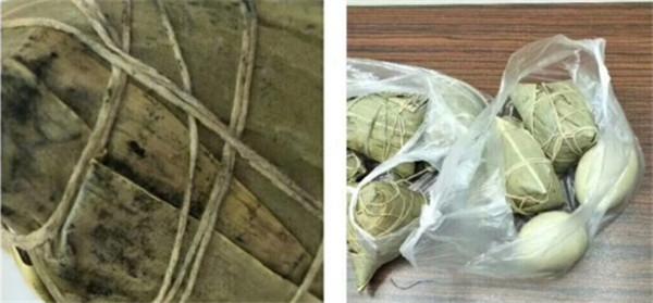 溢达针织厂给员工发的发霉的粽子,高层你们的良心不痛吗