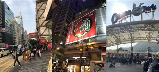 香港自由行中:刚刚结完婚,带着老婆去香港逛吃逛吃
