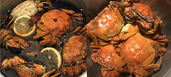 醉螃蟹来啦!今日偶得一宫廷秘方,就此试验,这味道绝了