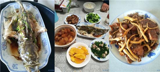 又到周末午餐时间了!茶树菇牛仔骨+韭菜墨