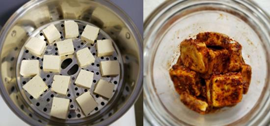 自制香辣霉豆腐,稍有差池就前功尽弃!等待最后发酵成美味的香辣霉豆腐!