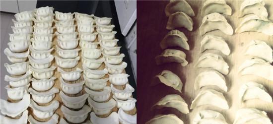 今年过年我家又吃饺子,年夜饭必不可少的一道菜是什么?