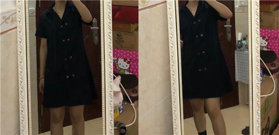 男朋友说这裙子穿上瞬间老了十岁!要不要退货?