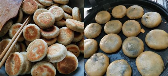 八月半油酥饼做起来!看着就觉得很不错,有想吃的香油吗