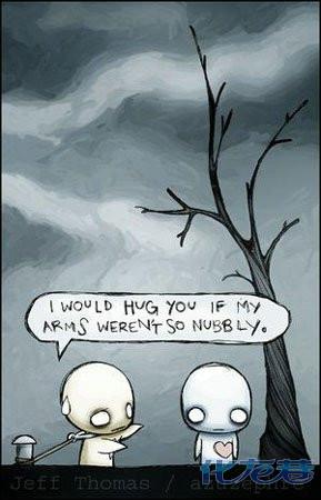 爱情回来了卡通图片