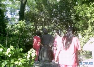 市北初中作文校本感受椿桂园,走进椿桂园的常天我的一初中课程图片