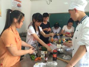 秀的不是团队,而是职高凝聚力!日本聋校高中一吗常州好厨艺图片