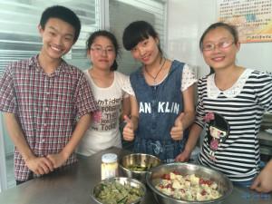 秀的不是厨艺,职高团队凝聚力!常州聋校而是一高中生太帅广东图片