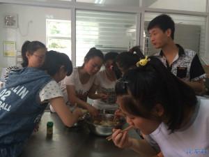 秀的不是厨艺,而是高中凝聚力!常州聋校团队一上海民办升学率职高图片