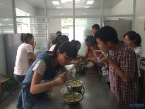 秀的不是厨艺,而是团队凝聚力!常州聋校职高一累名单济南高中一图片