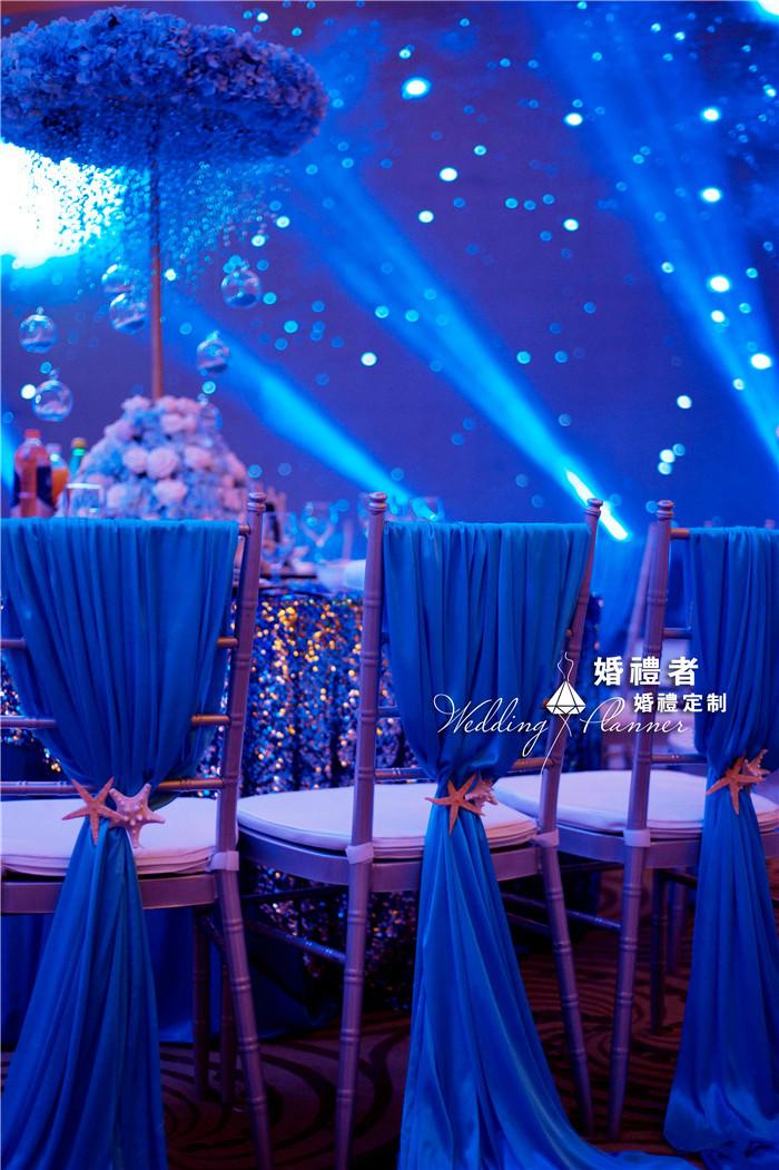 2014年10月2日凯纳豪生海洋系婚礼