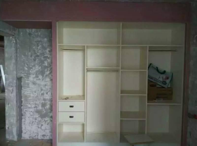 木工家装衣柜效果图