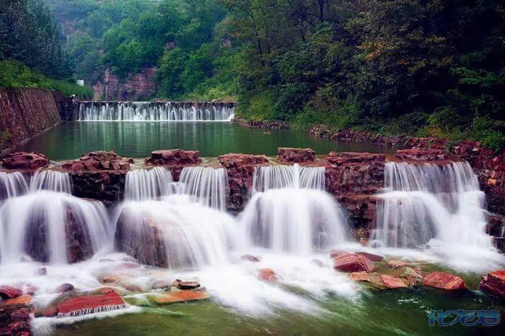 洛阳新安县龙潭大峡谷景区