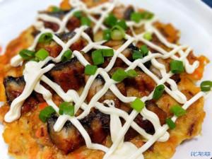 鳗美食美味之美食大阪烧,饱腹又鳗鱼!在家里做的春节关于汕头天下图片