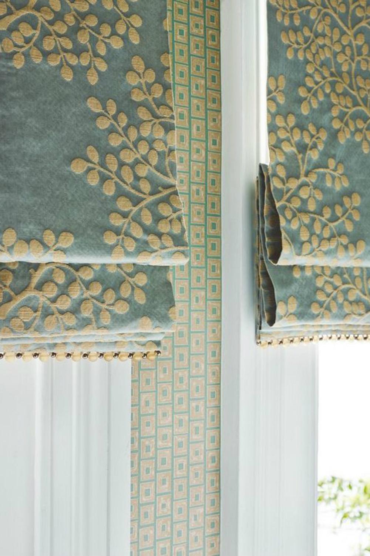 【奇正软装创意设计】窗帘护理小知识--窗帘布又大又重,自己在家该