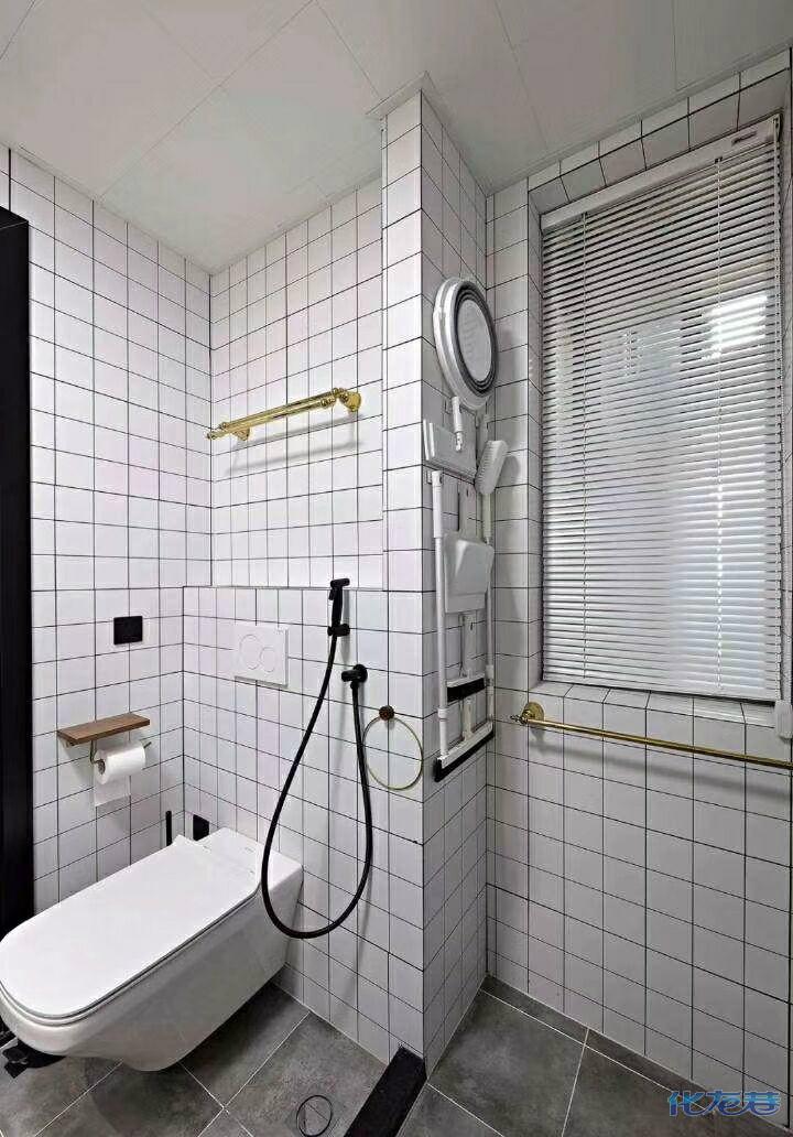 厕所 家居 设计 卫生间 卫生间装修 装修 720_1032 竖版 竖屏