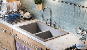 台上盆、台中盆、台下盆,有什么区别?厨房与卫生间该选哪一种?