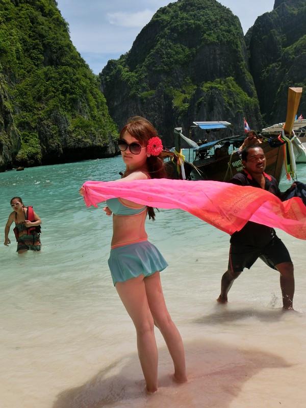 畅游普吉岛,沙滩,阳光