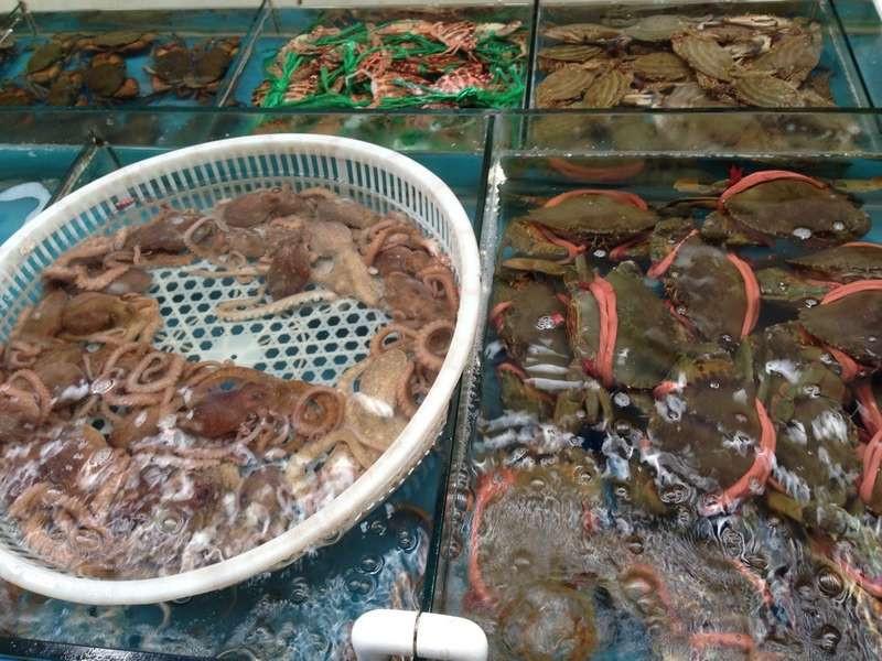 丹阳海鲜批发市场