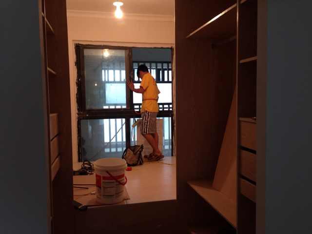 天520,我的88平米小三房开始装修啦 日式风格走起高清图片