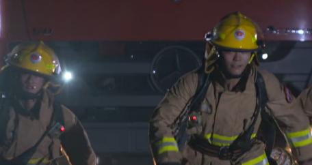 视频:常州消防出品最美逆行者