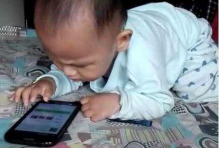 孩子沉迷手机这么办