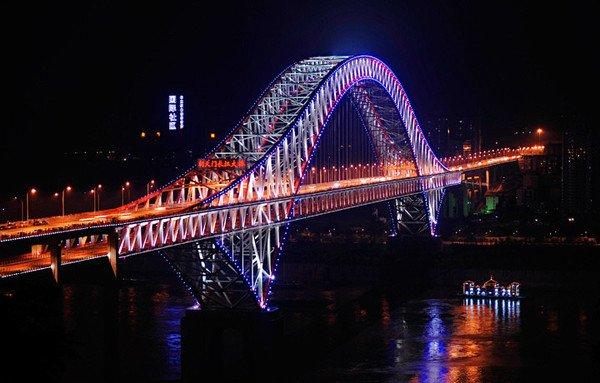 来跨海大桥旅行吧