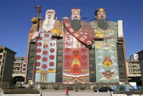 中国23大奇葩建筑