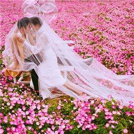 婚纱照免费拍