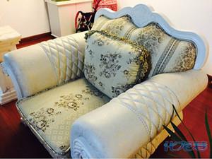 晒沙发,拿礼品
