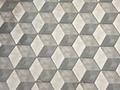 3D效果六角砖,如何