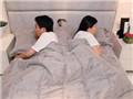 新婚夫妻分床睡