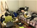 女友的房间乱如猪窝