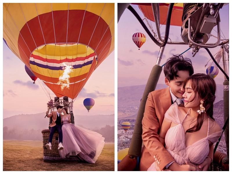 全城招募熱氣球求婚