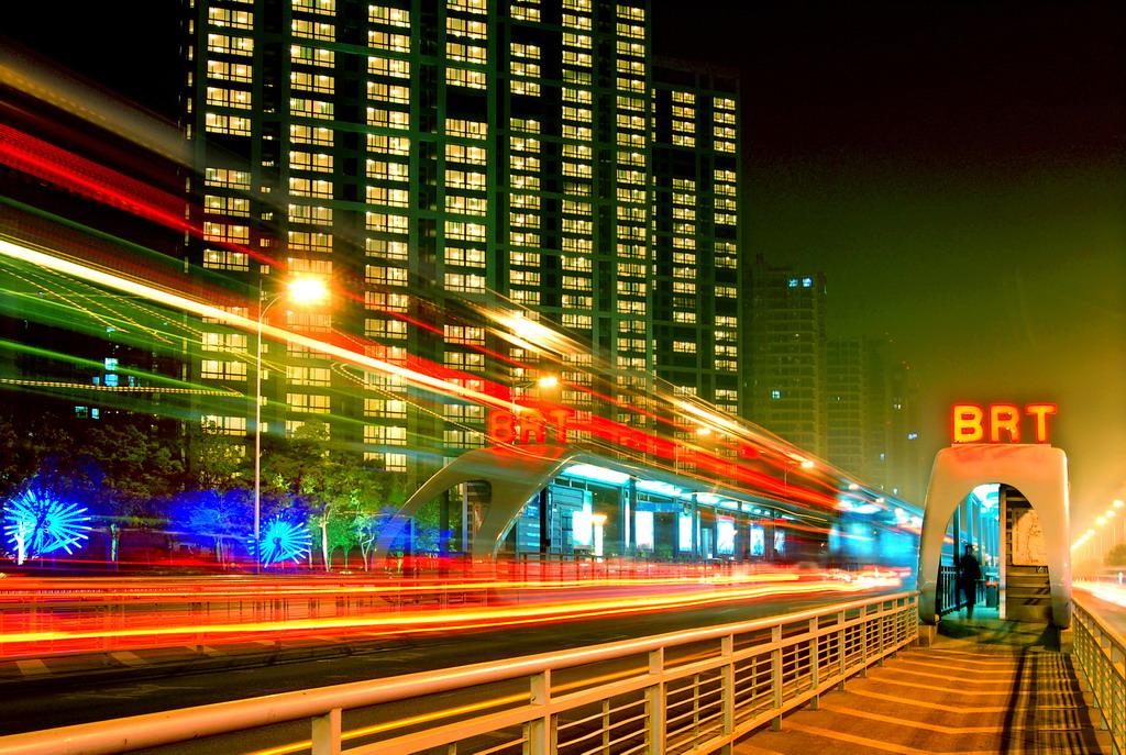 华丽の干掉伱的相册 - 龙城岁月 - brt-城市流动风景线