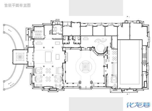 联排别墅设计,附手绘效果图和实景照片 - 手机化龙巷