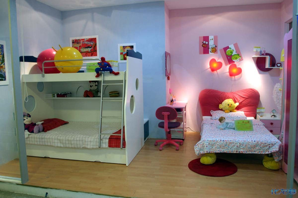 儿童房用什么颜色比较好