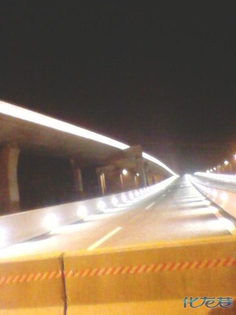 通往常州飞机场的高架桥