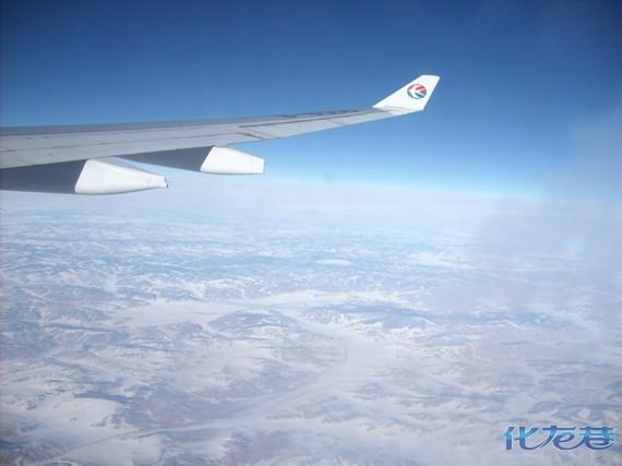 每天至莫斯科有两个航班,东航和俄航.东航是中午12点半出发.