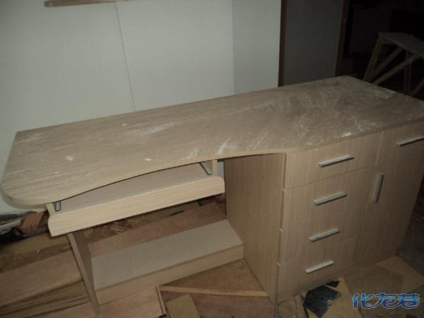 秀朽自家木工打的免漆板家具实惠漂亮