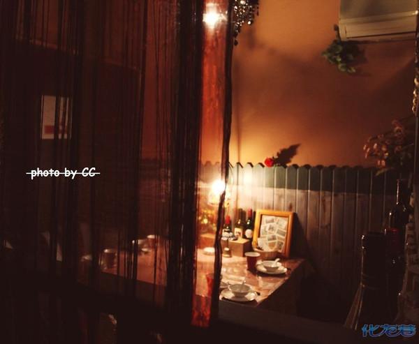 浪漫别墅餐厅,七夕情人节烛光晚餐