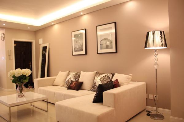 现代简约风格二室装修图片