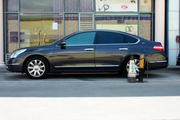 新车天籁公爵 2.5l xv vip 尊尚版加节气门控制器详细