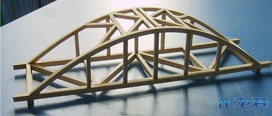 大侠:我要用木头制作一座能承重的小桥