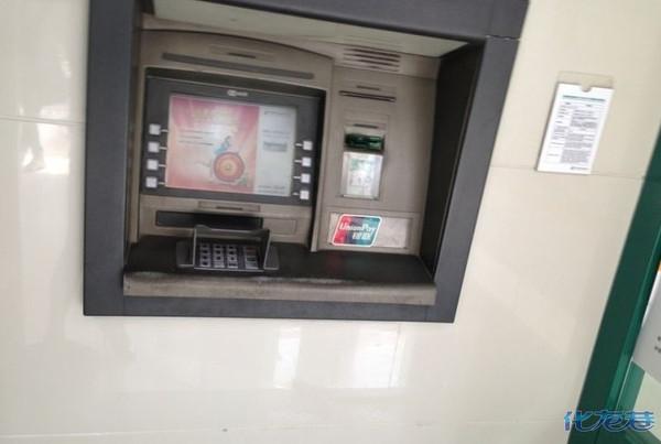 坑爹的邮政储蓄银行,莱蒙的自助取款机几乎全坏!