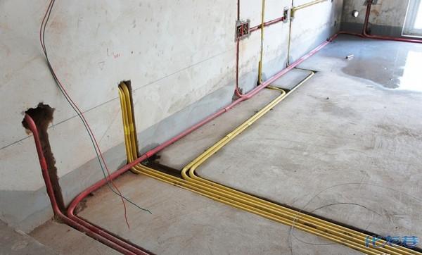 【装修知识】水电布线应该谨慎大面积的地面开槽